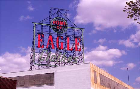 home of eagle clothes